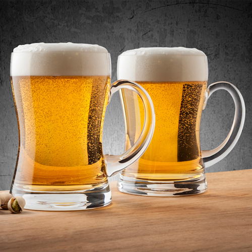 Final Touch Beer Tankards Pk of 2